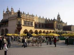 Visita privada Cracóvia