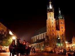 экскурсии по Кракову