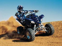 Four-wheel drive activities